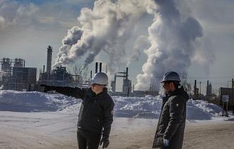 Redonner vie aux friches industrielles de l'est de l'île de Montréal