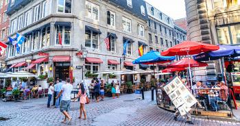 Montreal's Terrasse Season Could Be Bigger Than Ever This Summer
