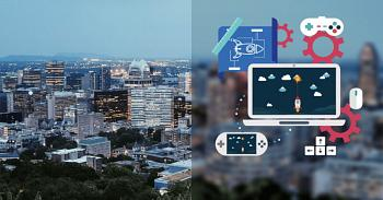 Is Montreal the place to be for aspiring gaming developers?