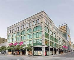 Montréal Holt Renfrew renewed as sustainably forward luxury flagship